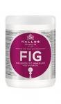 Маска для волос Kallos Fig 1000 мл.