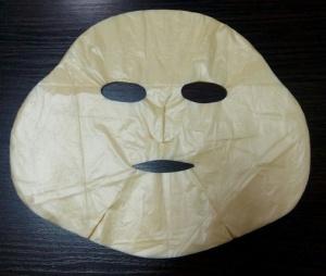 Одноразовая полиэтиленовая косметическая маска для лица 100 шт