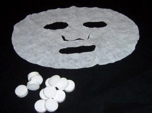 Маска в таблетке для лица 1 шт.