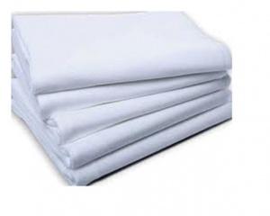 Полотенце 35х40 спанлейс белые 100 шт.
