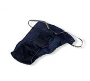 Стринги мужские в индивидуальной упаковке 1 шт. черные.