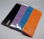 Косметическая повязка на голову сплошная 1 шт. цветные.